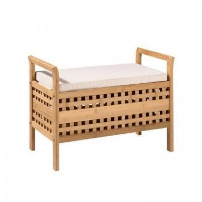 Pad, felnyitható, párnás, bambusz - BAINS